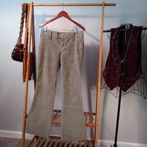 Gap Green Corduroy Pants  S